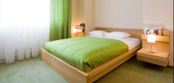 Где купить большую кровать?