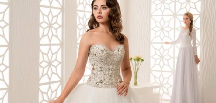 Где стоит выбирать свадебные платья?