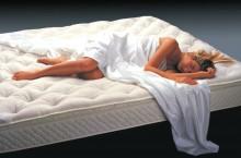 Твердая постель и здоровье