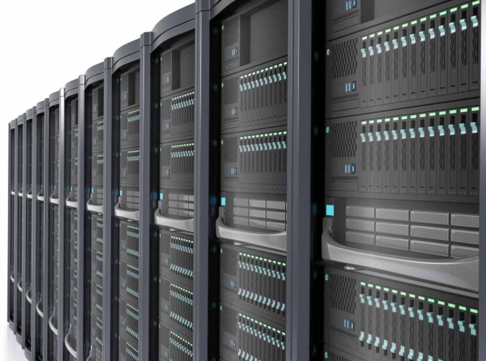 сервер б/у