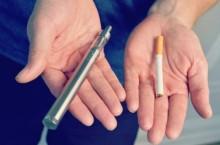 Электронные сигареты набирают в Украине обороты популярности.