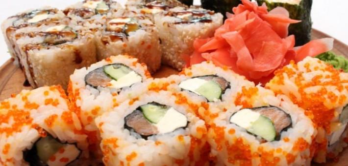 Как правильно готовить суши?