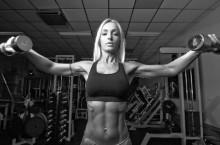 Что нужно для создания красивой мускулистой фигуры?