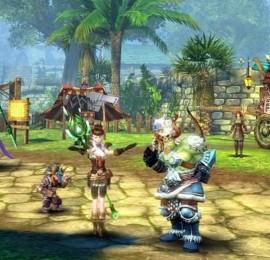 играть в новые MMO RPG