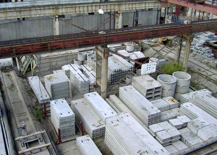 ЖБИ и нерудные строительные материалы