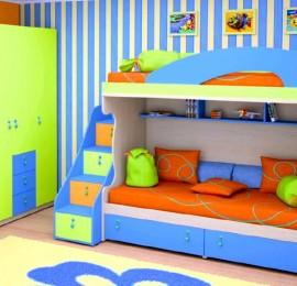 детскую мебель в Москве