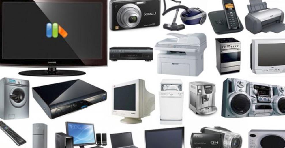 электроника и бытовая техника в России