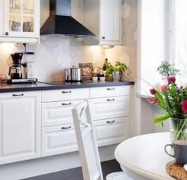 Обеденные группы для маленькой кухни