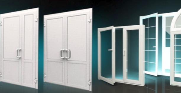 Ремонт окон и дверей в Екатеринбурге