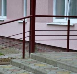 стальные площадки и лестницы, а также ограждения