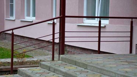 стальные площадки и лестницы, ограждения