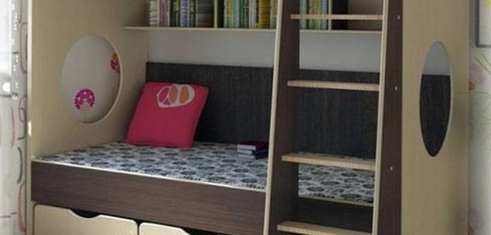 Где выбрать двухъярусную кровать?