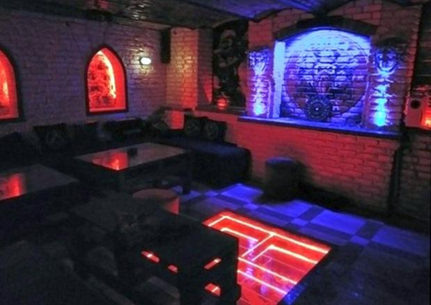 помещение для вечеринки
