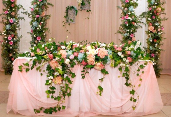 декор свадьбы Москва