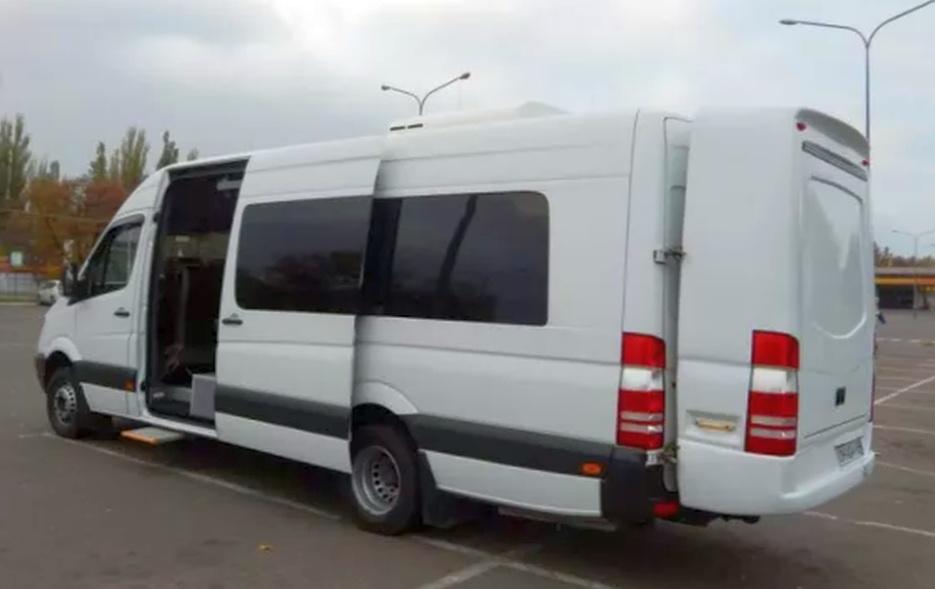 микроавтобус в Одессе
