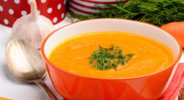 Как приготовить морковный суп?