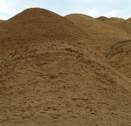 песок в кировске
