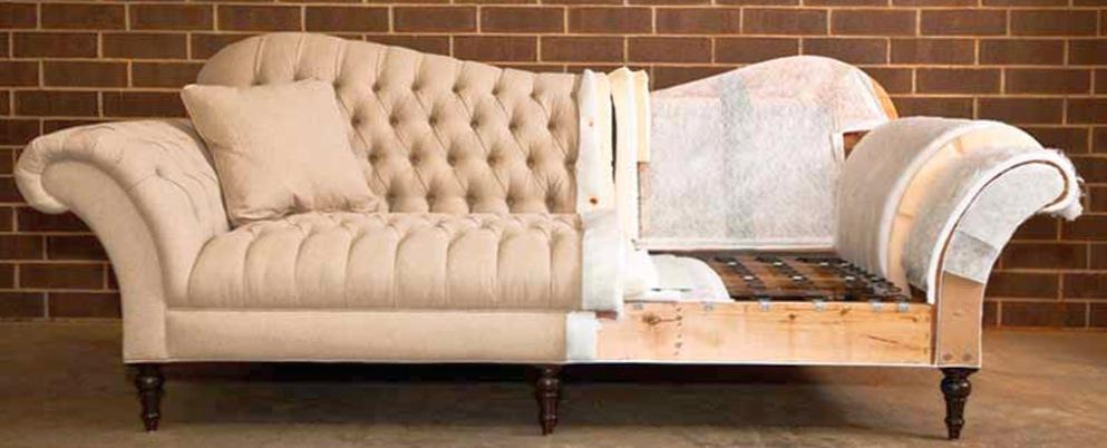 Как перетянуть мебель в домашних условиях