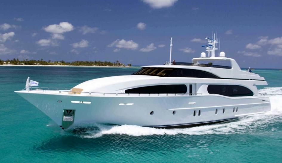 Как арендовать яхту на сутки без капитана в Москве?