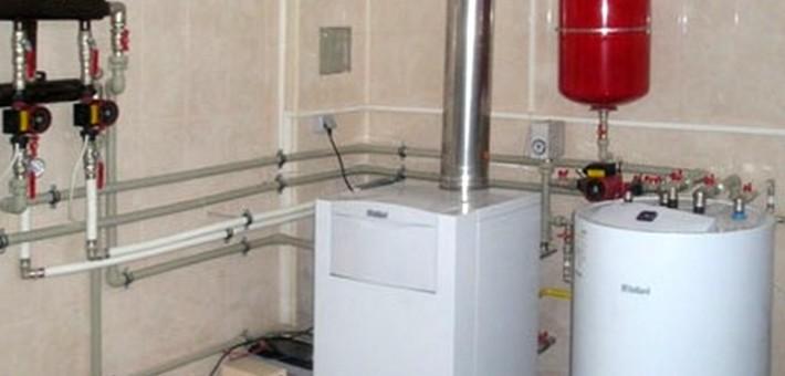Как производится пуск котла отопления?