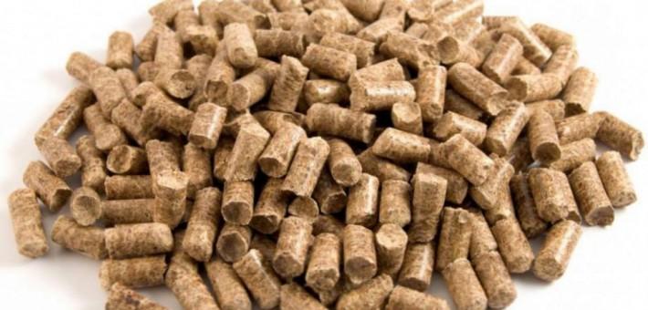 Где могут быть использованы высококачественные пеллеты и древесные брикеты?